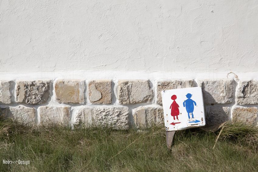 トイレのサインから見る、人の認知能力とUX