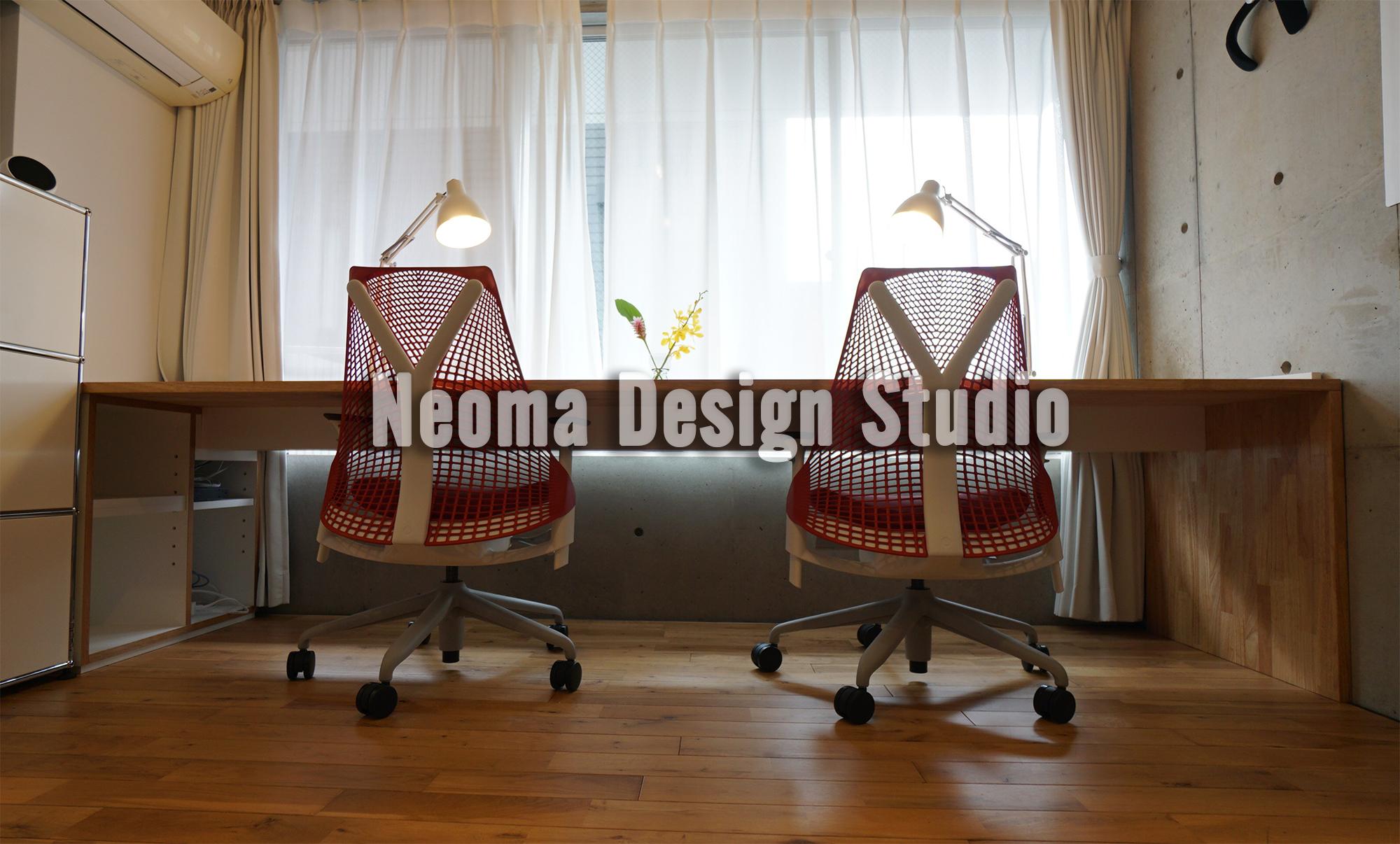 スタジオ(新オフィス)を開設しました